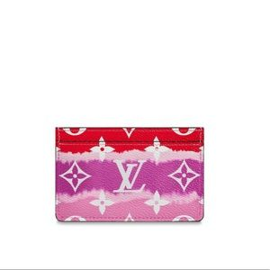 LV ESCALE CARD HOLDER